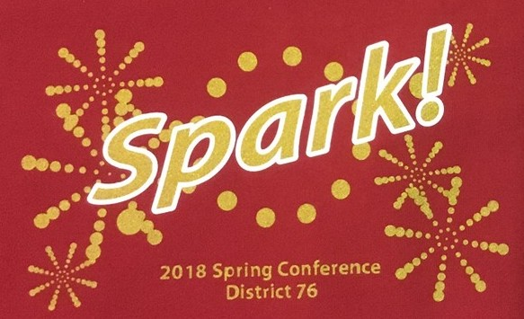 2018 District 76 Spring Conference