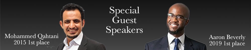 Special Guest Speakers-2020 Kyoto annual conference Toastmasters