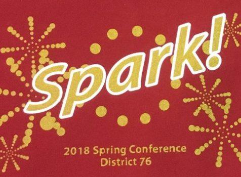 Spark! Letter vol.3